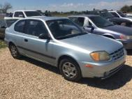 2004 Hyundai Accent Base