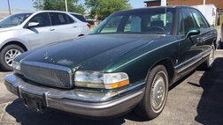 1995 Buick Park Avenue Ultra Supercharged