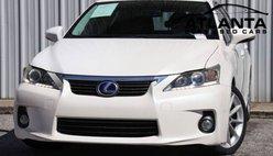 2011 Lexus CT 200h Premium