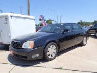 2001 Cadillac DeVille DTS