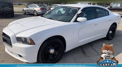 2014 Dodge Charger Police