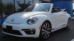 2016 Volkswagen Beetle R-Line SEL