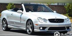 2007 Mercedes-Benz CLK-Class CLK 63 AMG
