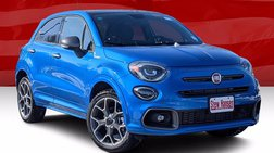 2021 Fiat 500X Sport