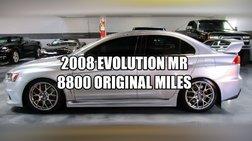 2008 Mitsubishi Lancer Evolution MR