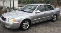 2004 Kia Optima EX Sedan 4D