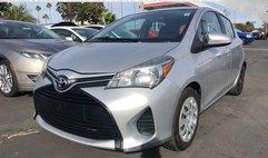 2016 Toyota Yaris 5-Door L