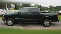 2004 Chevrolet S-10 LS