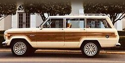 1986 Jeep Grand Wagoneer Base