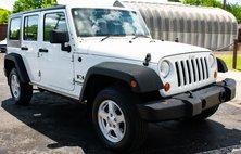 2009 Jeep Wrangler Unlimited X RHD