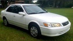 2001 Toyota Camry LE V6