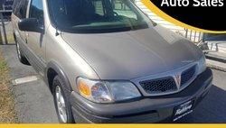 2003 Pontiac Montana 1SV