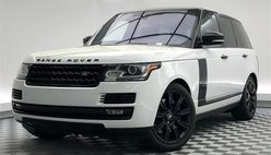 2017 Land Rover Range Rover Supercharged