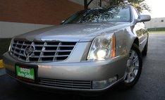 2008 Cadillac DTS Sedan 4D