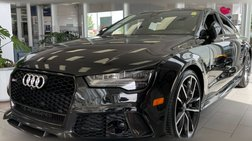2016 Audi RS 7 quattro performance Prestige