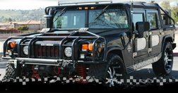 1997 AM General Hummer Open Top AWD 2dr SUV