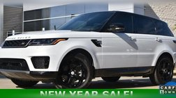 2018 Land Rover Range Rover Sport HSE Td6