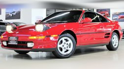 1992 Toyota MR2 Turbo