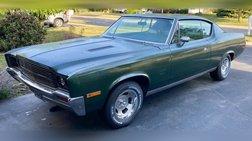 1970 AMC DPL