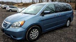 2010 Honda Odyssey EX-L Minivan 4D