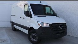 2020 Mercedes-Benz Sprinter 2500 Standard Roof V6 144 RWD