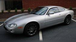 2001 Jaguar XKR Supercharged