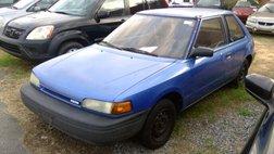 1992 Mazda 323 SE