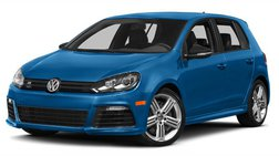 2012 Volkswagen Golf R Base