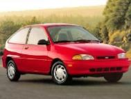 1994 Ford Aspire Base