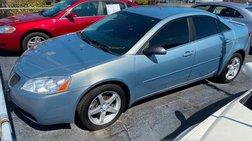 2007 Pontiac G6 Base