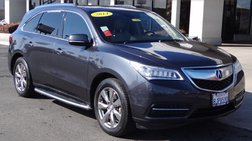 2014 Acura MDX w/Advance w/RES