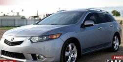 2011 Acura TSX Sport Wagon Base