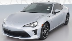 2017 Toyota 86 Coupe 2D