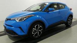 2019 Toyota C-HR Limited FWD (Natl)