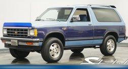 1987 Chevrolet S-10 Blazer 4X4