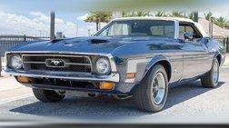 1971 Ford Mustang 429 Cobra Jet Tribute