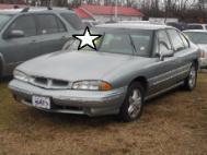 1996 Pontiac Bonneville SE