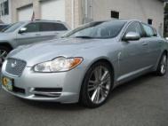 2010 Jaguar XF Supercharged