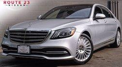 2020 Mercedes-Benz S-Class S 560 4MATIC