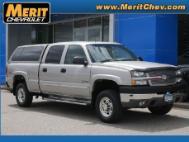 2004 Chevrolet Silverado 2500 LT H/D Crew Cab