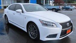 2015 Lexus LS 460 460