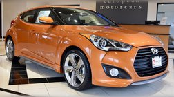 2015 Hyundai Veloster Turbo 3dr Cpe Man Turbo