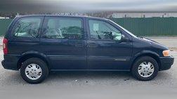 2001 Chevrolet Venture Value