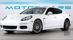 2014 Porsche Panamera Standard