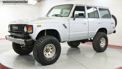 1985 Toyota Land Cruiser Base