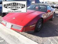 1984 Chevrolet Corvette Base