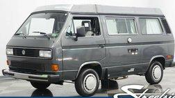 1987 Volkswagen Vanagon Camper