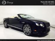 2016 Bentley Continental GTC Speed Base
