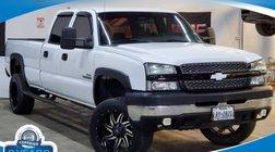 2003 Chevrolet Silverado 2500 Unknown