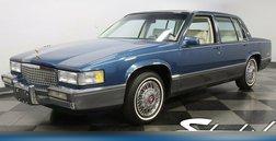 1989 Cadillac DeVille Base